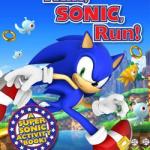 New Sonic Activity Book 'Run, Sonic Run!'
