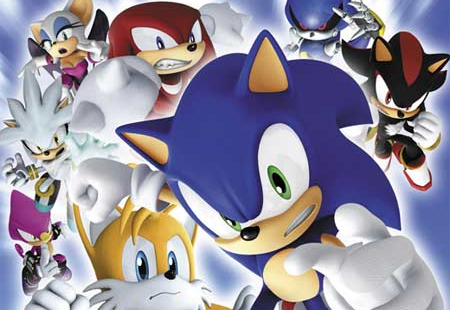 Sonic Rivals 2 Test Rooms Discovered
