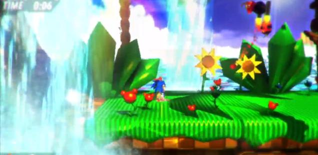 Sonic Tribute Fan Game