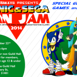 SEGABits' Sonic & SEGA Fan Jam Tickets on Sale Now!