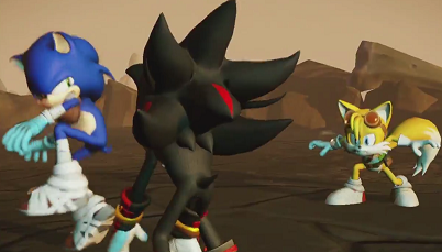 New Sonic Boom TV Show & Video Games Trailers Released