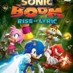 Sonic Boom Wii U Trailer